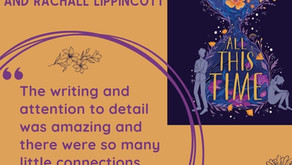 """Book Review: """"All This Time"""""""