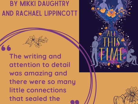 "Book Review: ""All This Time"""