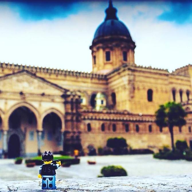 Palermo ed i suoi monumenti: La Cattedrale