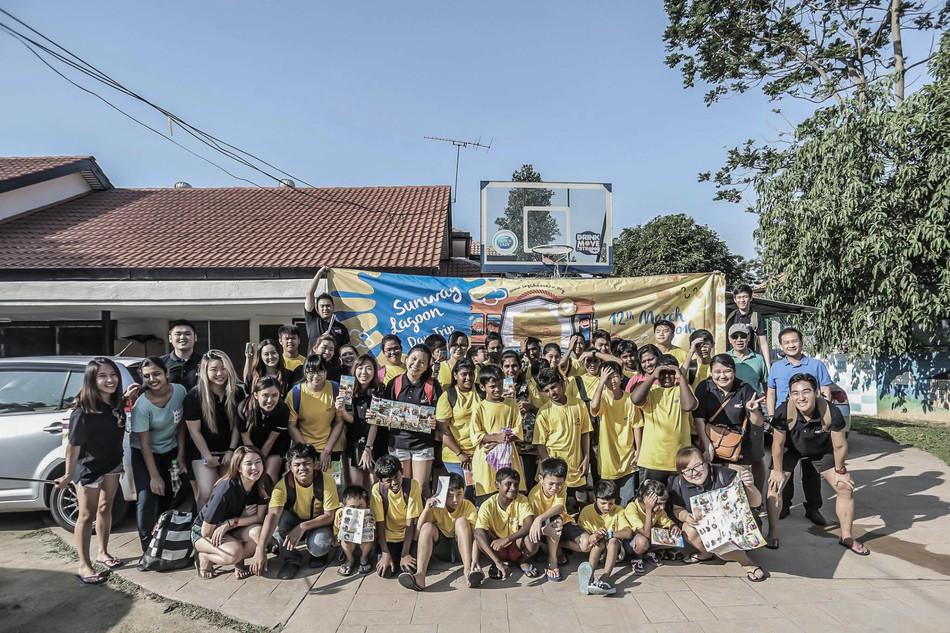 Charity - Shelter Home for Children