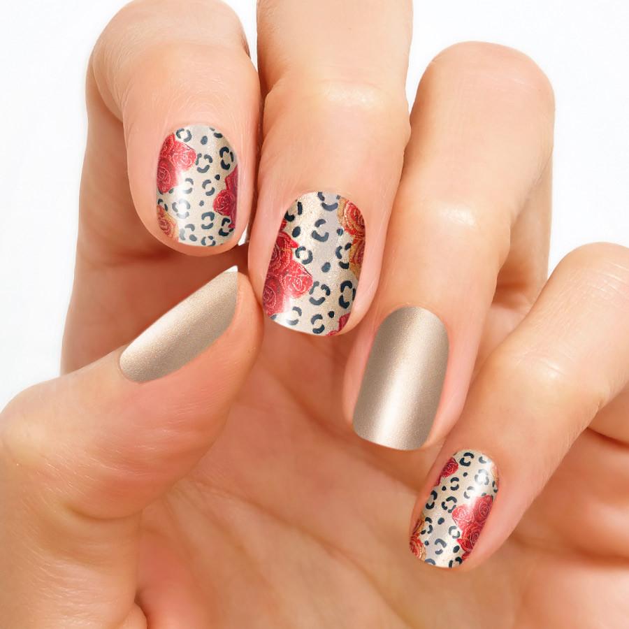 CatitudeProblem-hand nail art designs.jp