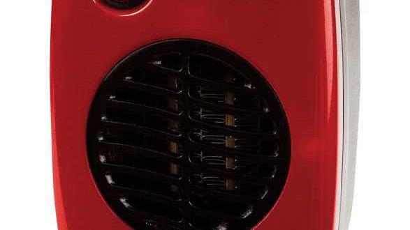 Soleil 200 sq. ft. Electric Ceramic Portable Heater