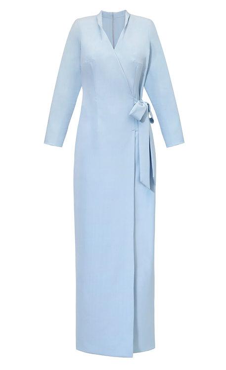 Suknia GALLA BLUE