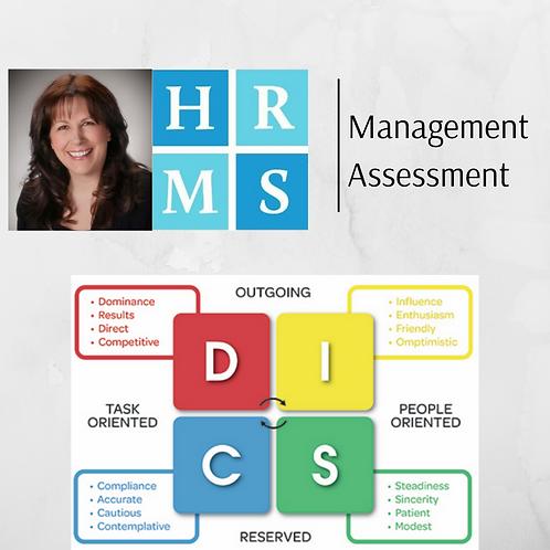 DISC Management Assessment