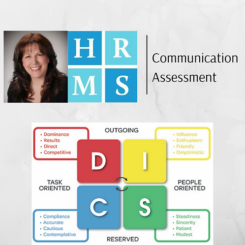 DISC Communication Assessment