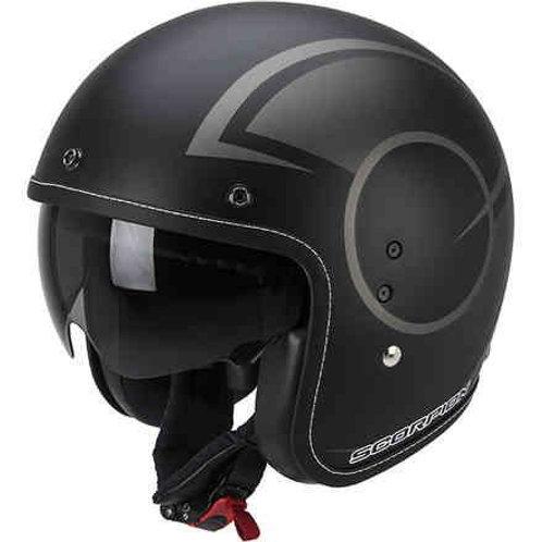Scorpion Belfast Openface Helmets Citurban Matt Black