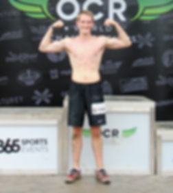 Luke Hayes OCR Obstacle Course Racing Athlete Coach Training