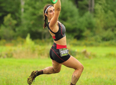 Awesome Athletes In OCR - Marion Cundari