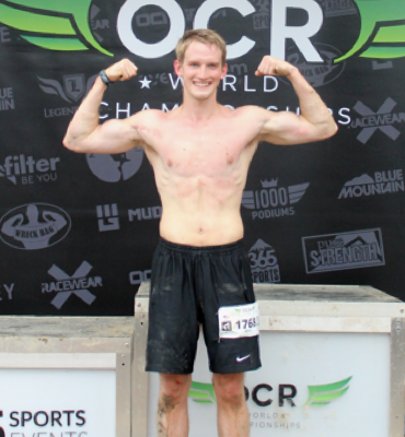 Luke Hayes Trio Fitness OCR Obstacle Course Race Training & Coaching Online Spartan Tough Mudder