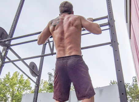 Try Going To The Bar For Your Next Workout!