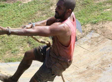 Awesome Athletes In OCR - Xavier Thompson
