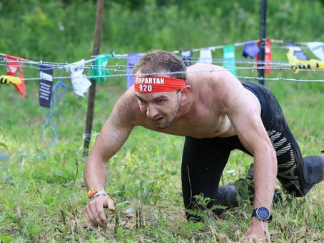 3 Exercises to train for the Barbwire Crawl