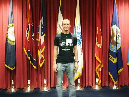 OCR Coach & Athlete Joining The Military