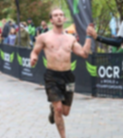 Joel Hayes OCR Obstacle Course Racing Athlete Coach Training