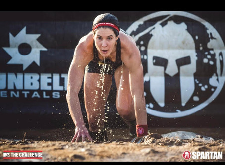 Awesome Athletes In OCR - Lillie Elkin