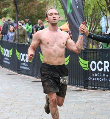 Joel Hayes Trio Fitness OCR Obstacle Course Race Training & Coaching Online Spartan Tough Mudder