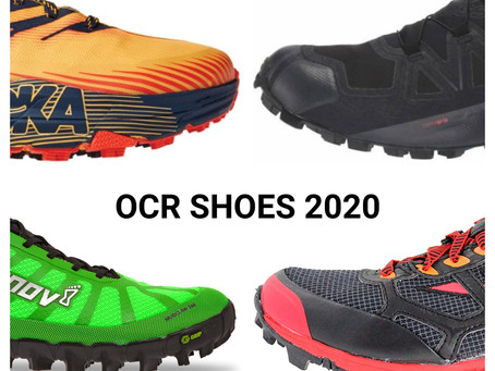 OCR Shoes 2020 - What 100 OCR Athletes Think