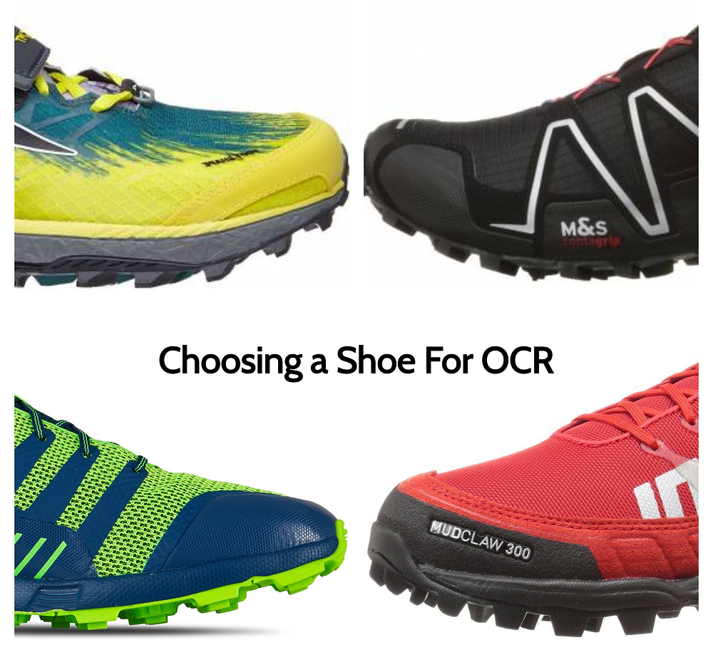 OCR Shoes - What 100 OCR Athletes Think