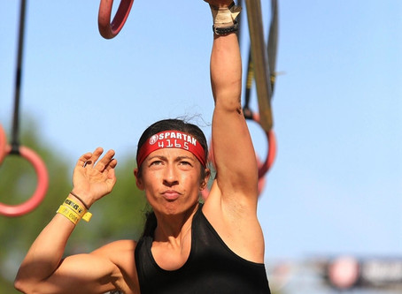 Awesome Athletes in OCR - Michelle Wall