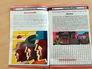 Corpo de Bombeiros e PM de Rondônia lançam revista impressa