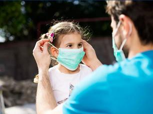Covid-19: sintomas de longa duração são raros nas crianças, diz estudo