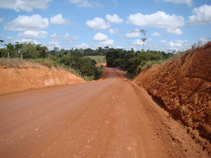Deputado fiscaliza rodovias estaduais do Cone Sul