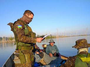 Sedam orienta pescadores para coibir a pesca predatória em Rondônia
