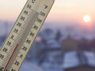 Vale do Guaporé e Sul rondoniense terão frente fria nesta sexta-feira