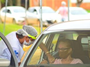 Vilhena tem segundo dia sem mortes por covid-19; cidade tem 372 casos ativos