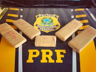 Adolescentes são presos com 14 kg de drogas em Vilhena e Ariqeuemes