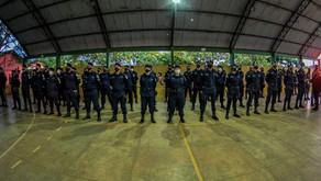 Promoção em Vilhena marca nova etapa na carreira dos policiais militares de Rondônia