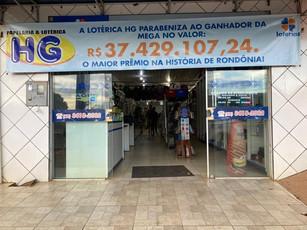 Rondoniense ainda não se apresentou para retirar prêmio da Mega-Sena