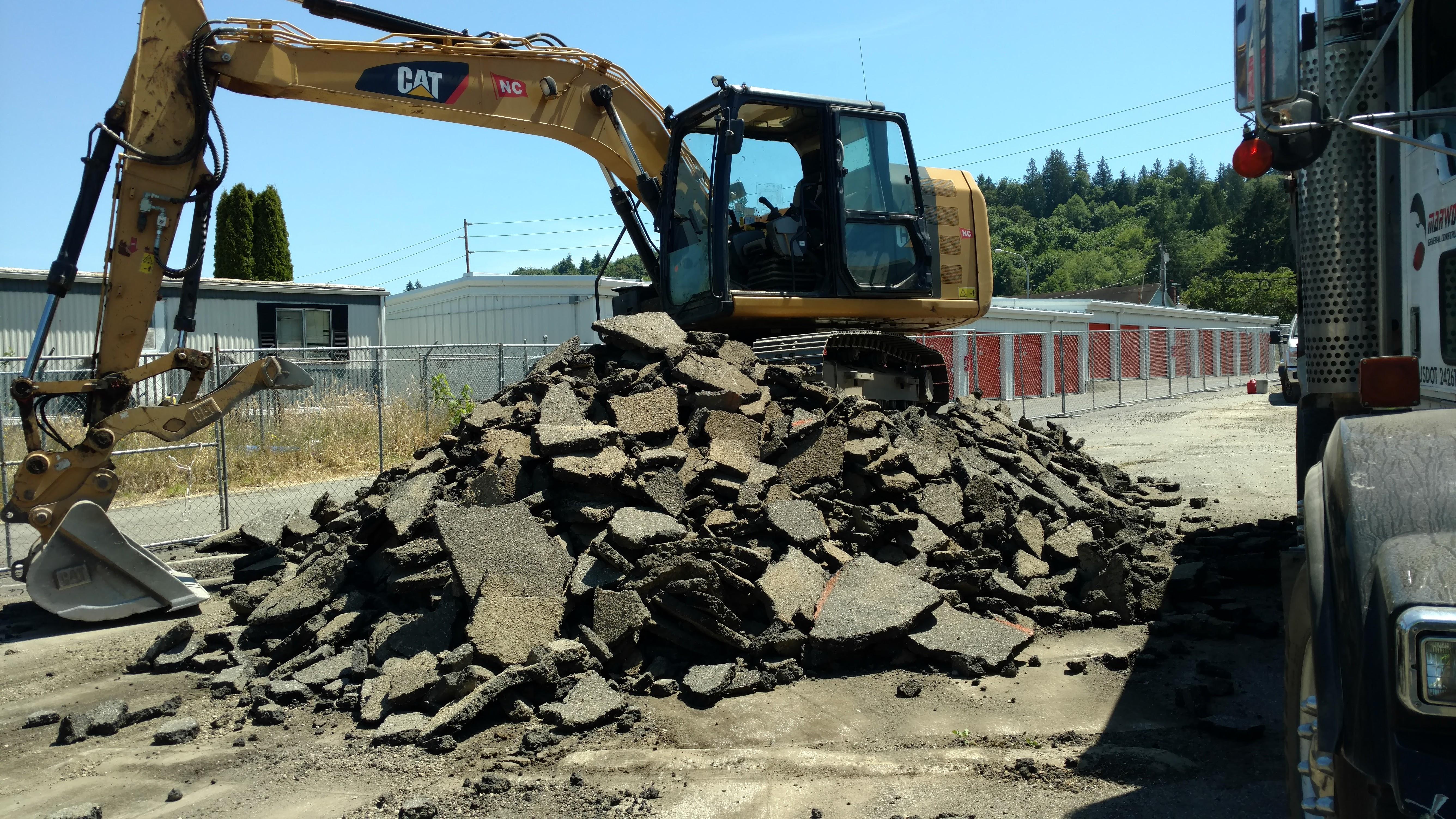 Storage Facility Site Development