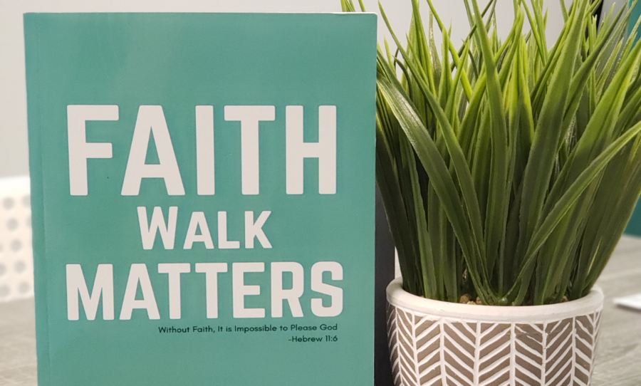 Faith Walk Matters: A 7 Day Devotional on Healing, Purpose, and Restored Faith