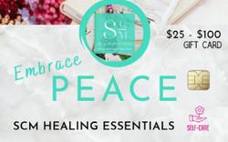 SCM Embrace Peace Gift Card