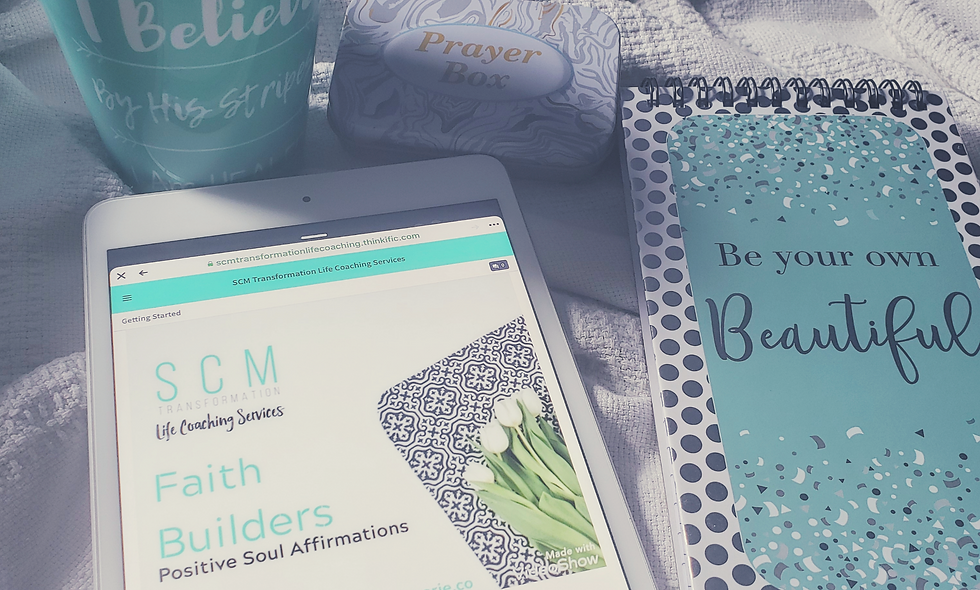 Faith Builders Journaling Mini Course