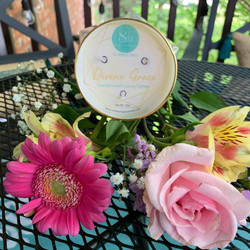 Divine Grace Luxury Soy Aromatherapy Candle
