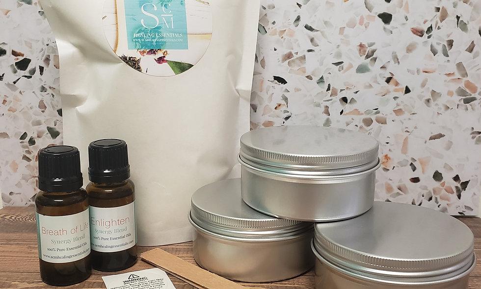 DIY Mood Candle Making Kit