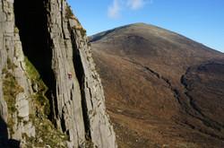 'Parallel Lines' climber Jonny Parr