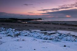 Winter's Edge at Dawn