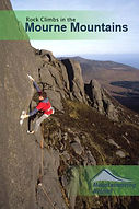 mournes,guidebook,rock,climbing,hillerscapes,craig,hiller,front,cover,adventure,photography