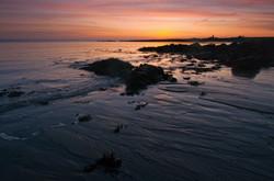 Ballyvester Cove at Sunrise