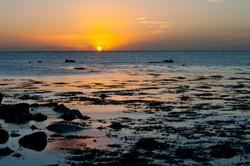 Winter Sunrise over the Irish Sea