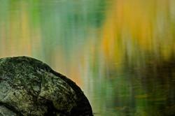 Autumn Reflections, Shimna River