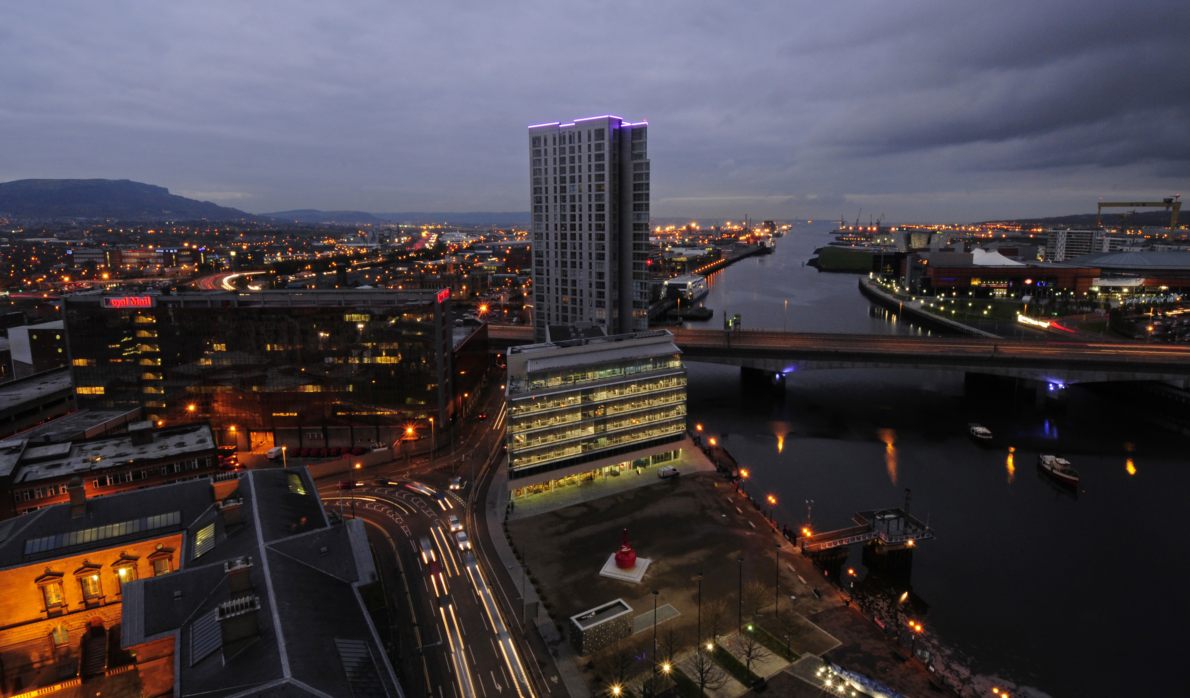 The Obel Tower