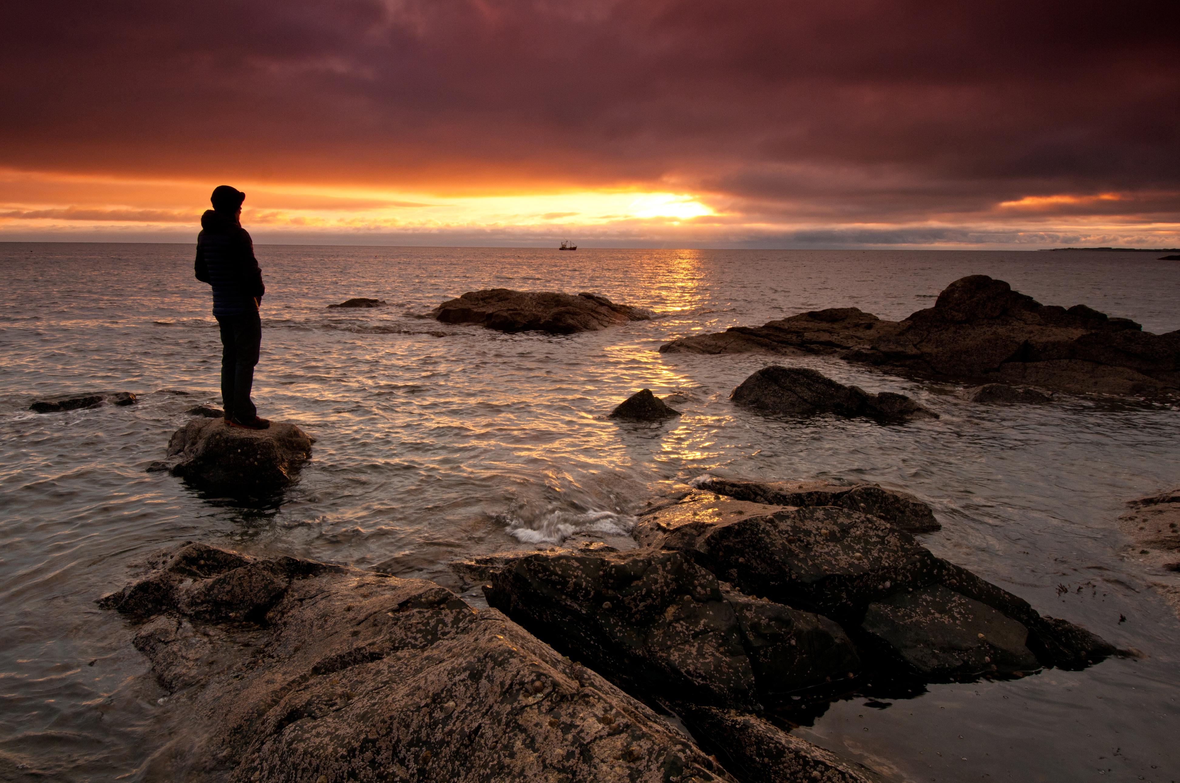 Observing Sunrise