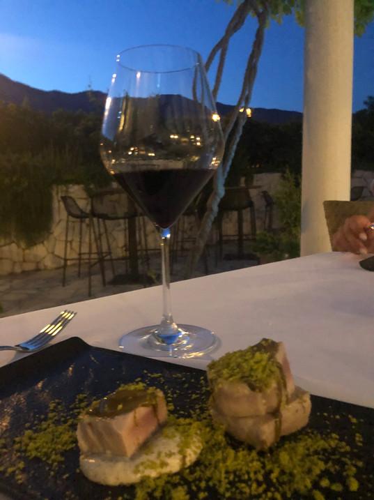Dinner Orebić