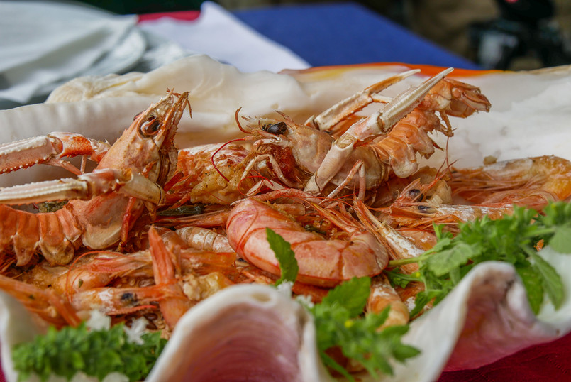 Sea Food Ston