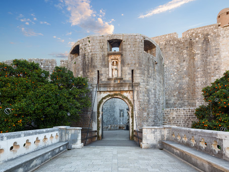 INTERESTING FACTS ABOUT DUBROVNIK