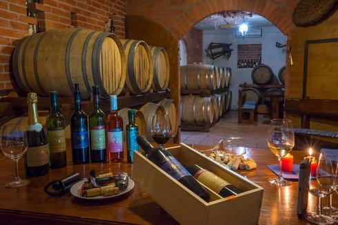 Wine Cellar Pelješac
